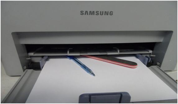 тормозная площадка принтера